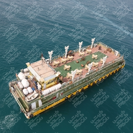 کشتی-ارتمیس-تخفیف-کیش-گردی-
