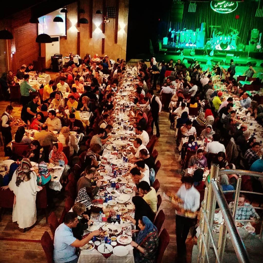 رستوران شاندیز صفدری کیش