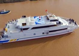 کشتی تفریحی تاپ تورز