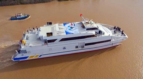 کشتی اقیانوس پیما تاپ تورز